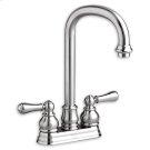 Hampton 2-Handle High-Arc Bar Sink Faucet  American Standard - Polished Chrome Product Image