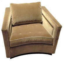 Henderson Harbor Button Tufted Seat Chair 9052-CH
