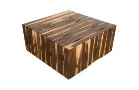 Rosewood Strip Coffee Table