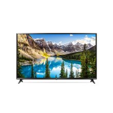 "65"" Uj6300 4k Uhd Smart LED TV W/ Webos 3.5"