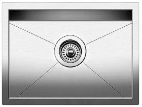 Blanco Precision 16'' Medium Bowl (horizontal Orientation) - Satin Polished Finish