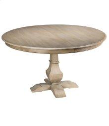 "Maitland 54"" Pedestal Extension Table"