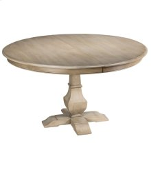 "Maitland 54"" Pedestal Extension Table"