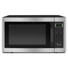 1.6 cu. ft. Countertop Microwave - stainless_steel