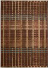 SOMERSET ST71 MULTICOLOR RECTANGLE RUG 2' x 3'