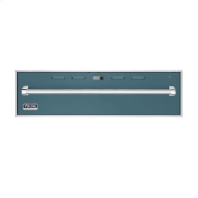 "Iridescent Blue 36"" Professional Warming Drawer - VEWD (36"" wide)"