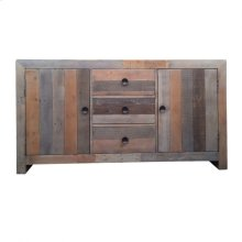 Vintage Sideboard Grey