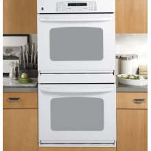 "GE® 30"" Built-In Double Convection/Thermal Wall Oven"