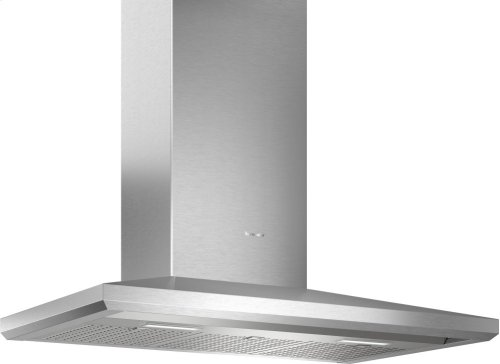 36-Inch Masterpiece® Pyramid Chimney Wall Hood with 600 CFM