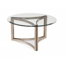 Cornell Round Cocktail Table