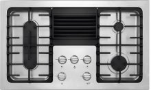 "36"" Gas Downdraft Cooktop"