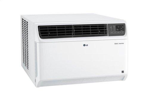 22,000 BTU DUAL Inverter Smart wi-fi Enabled Window Air Conditioner