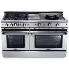 "Precision 60"" Gas Self Clean Range"