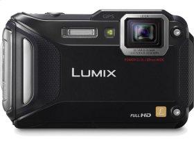 LUMIX DMC-TS5 Wi-Fi Enabled Lifestyle Tough Camera - Black