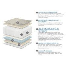 Serta® iComfort® Harmony Deluxe Firm Foam Crib and Toddler Mattress - iComfort Harmony Deluxe Firm Foam Crib and Toddler Mattress