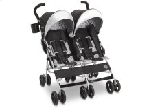 J is for Jeep® Brand Scout Double Stroller - Charcoal Galaxy (2271)