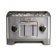 Four Slice Toaster - Black Knob Product Image