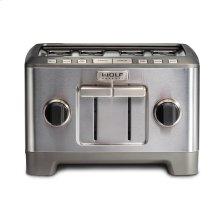 Four Slice Toaster - Black Knob