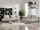 Divani Casa Radford Modern Grey Fabric Sofa Bed Set Product Image