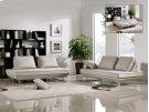 Divani Casa Radford Modern Grey Fabric Sofa Bed Set Product Image
