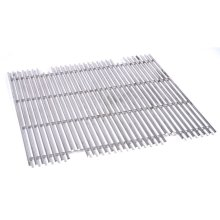 "Stainless Steel Grate Set for 42"" Grill"