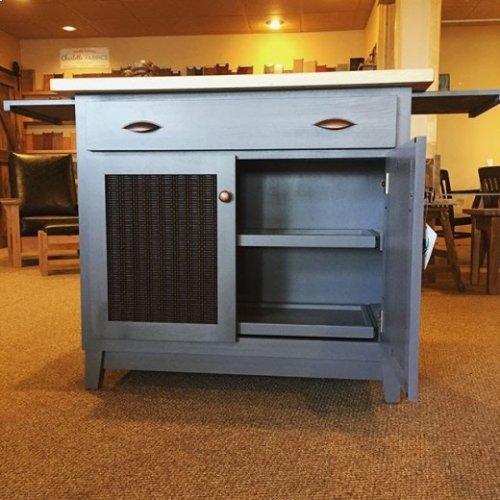 Custom Kitchen Island Mini