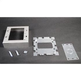 AL2000 Shallow Switch and Receptacle Box