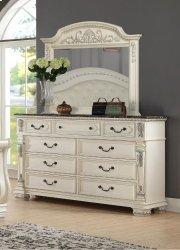 Alexandra Dresser & Mirror Product Image