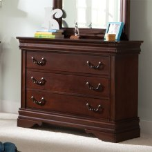 Single 3 Drawer Dresser