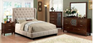 Queen-Size Fontes Bed