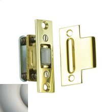 Satin Nickel Roller Latch