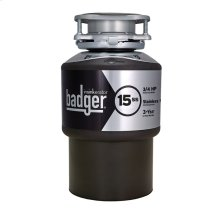 Badger 15SS Garbage Disposal