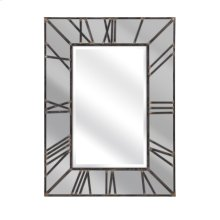Roman Time Wall Mirror