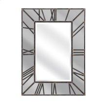 Roman Time Wall Mirror