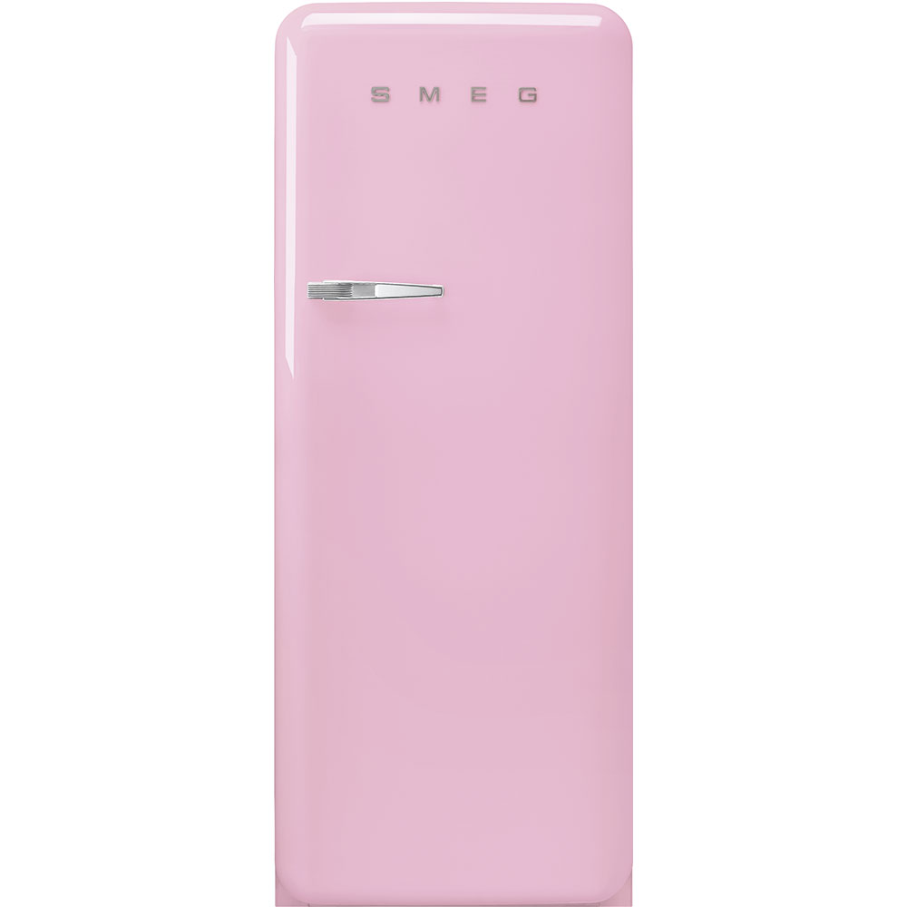 "Smeg24"" Retro-Style Fridge, Pink, Right-Hand Hinge"