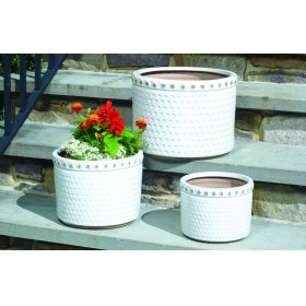 Audrey Planter - Set of 3