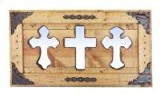3 Mirror Crosses Product Image