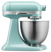 Artisan® Mini 3.5 Quart Tilt-Head Stand Mixer - Aqua Sky Product Image