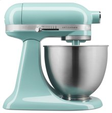 Artisan® Mini 3.5 Quart Tilt-Head Stand Mixer - Aqua Sky
