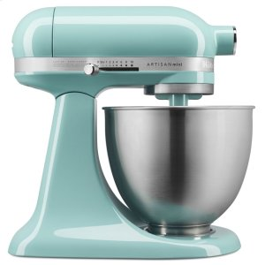 KitchenaidArtisan® Mini 3.5 Quart Tilt-Head Stand Mixer - Aqua Sky