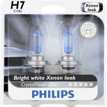 CrystalVision ultra car headlight bulb