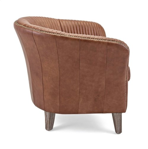Wagner Leather Chair