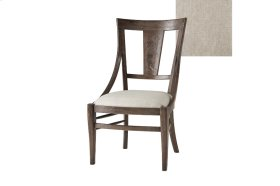 Solihull Dining Chair, #plain# - Dark Echo Oak