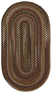 Gramercy Black Braided Rugs