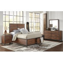 Studio 16 Full Footboard, Drawer, and Slats