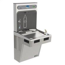 Elkay EZH2O Bottle Filling Station with Single ADA Cooler, Filtered 8 GPH Light Gray