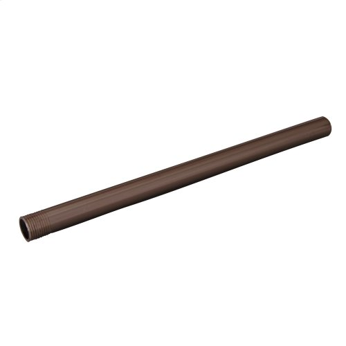 """Shower Rod Ceiling Support - 48"""" - Oil Rubbed Bronze"""