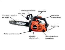 CS-303T 30.1cc Top Handle Chain Saw -