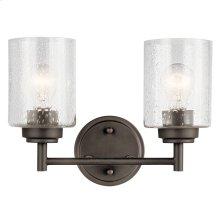 Winslow 2 Light Vanity Light Olde Bronze®