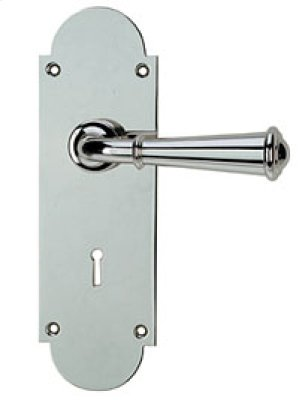 Newtown Turned Lever Set - TL Passage, 2-3/4 BS